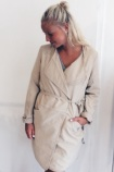 Viemmely Chic Coat Soft Camel S